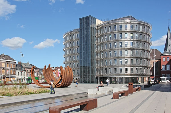 Architectonische projecten architraaf bureau d architecture greisch